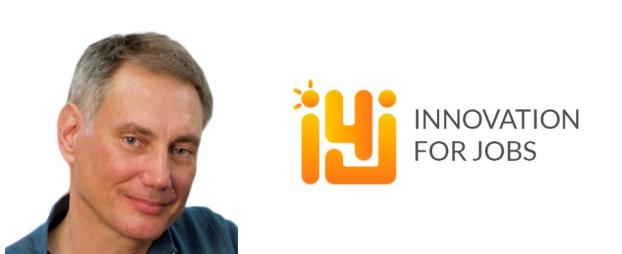 David Nordfors and I4J Logo
